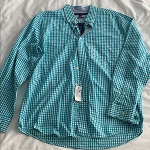 NWT Tommy Hilfiger button down dress shirt